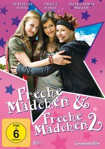 Freche Mädchen 1 & 2 DVD