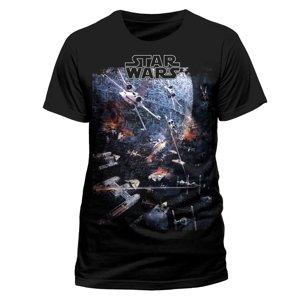 Universe (T-Shirt,Schwarz,Größe L)