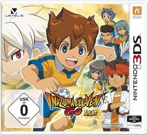 3DS Inazuma Go: Licht. Für Nintendo 3DS