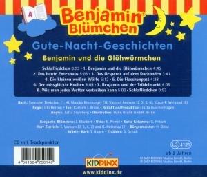 Benjamin Blümchen. Gute-Nacht-Geschichten 04. CD