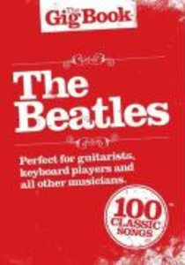 The Gigbook The Beatles Melody Lyrics Chords Book