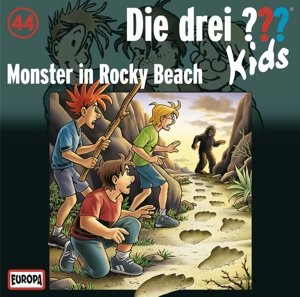 Die drei ??? Kids 44: Monster in Rocky Beach