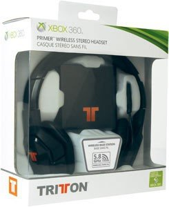 TRITTON® Primer Wireless Stereo Headset für Xbox 360®