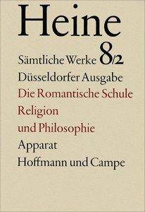 Zur Geschichte der Religion und Philosophie in Deutschland. Die