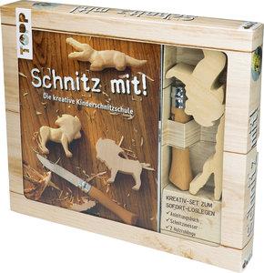 Kreativset Schnitz mit!