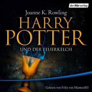 (4) Harry Potter und der Feuerkelch-MP3