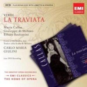 La Traviata (GA,Live 1955-La Scala)