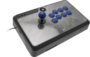 VENOM Mini Arcade Stick, Joystick, Joypad, für PS3 / PS4 (OFFICI