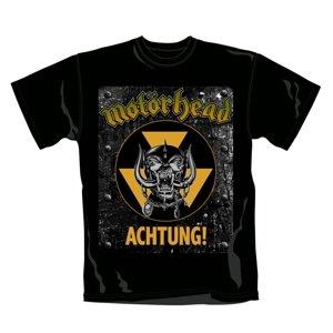 Achtung! (T-Shirt Größe L)