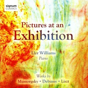 Pictures At An Exhibition-Klavierwerke