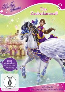 Bella Sara:Das Zauberkaussell DVD/Geschenk/CD