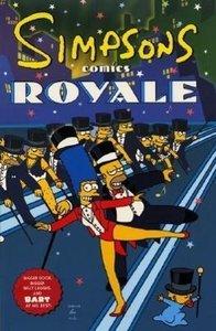 Simpsons Comics - Royale