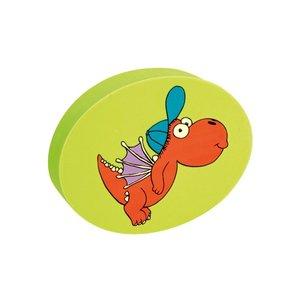 Der kleine Drache Kokosnuss Radiergummi
