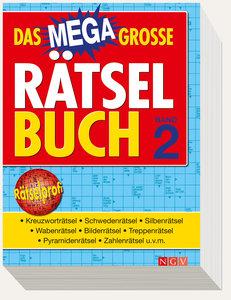 Das Megagroße Rätselbuch 02