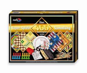 Spielemagazin 400 Möglichkeiten