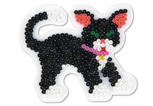 Hama Perlen 288 - Stiftplatte Katze