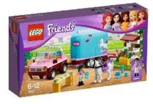 LEGO® Friends 3186 - Geländewagen mit Pferdeanhänger