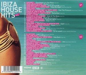 Ibiza House Hits 2014