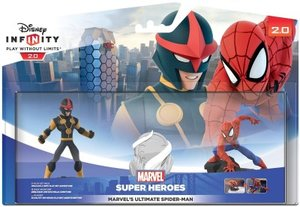 Disney Infinity 2.0 - Playset Marvel Super Heroes - Spider-Man (