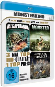 Monsterkino (3 Filme Limited Metallbox Edition)