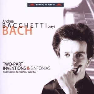 Bacchetti spielt Bach