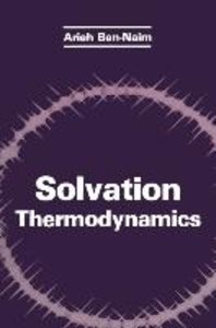 Solvation Thermodynamics