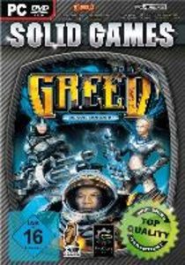 Greed Black Border - SOLID GAMES