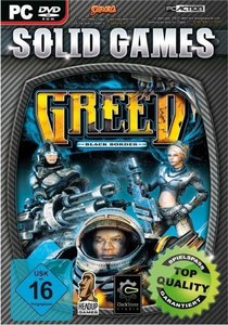 Greed Black Border - SOLID GAMES