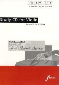 Violinenkonzert Nr. 3, e-moll