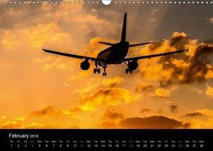 World of Planes (Wall Calendar 2018 DIN A3 Landscape)