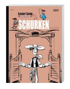 Lucky Luke Edition 03 Schurken