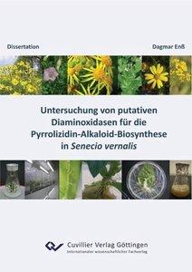 Untersuchung von putativen Diaminoxidasen für die Pyrrolizidin-A
