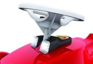 BIG 56468 - Bobby Car: LED-Licht, Scheinwerfer