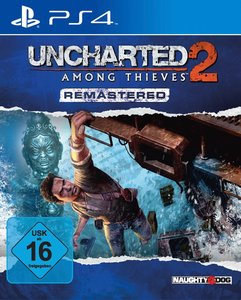 Uncharted 2: Among Thieves - HD Remastered