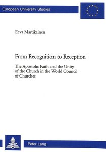 From Recognition to Reception