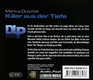 Dreamland Grusel 17 - Killer aus der Tiefe