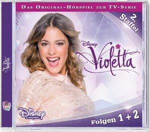 Disney - Violetta. Staffel 2 - Folge 01 + 02
