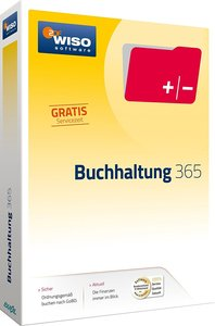 WISO Buchhaltung 365. Für Windows 7, 8 und 10