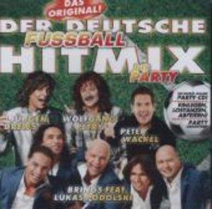 Der deutsche Fußball Hitmix-Die Party