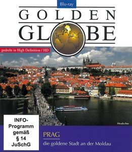 Prag-Die goldene Stadt an der Moldau