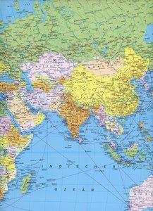 KuF Die Welt. Politische Ausgabe 1 : 50 000 000