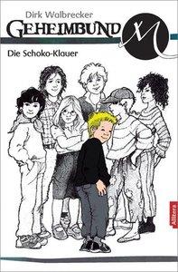 Geheimbund M - Die Schoko-Klauer
