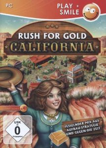PLAY+SMILE: Rush for Gold - California
