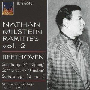 Nathan Milstein-Raritäten vol.2
