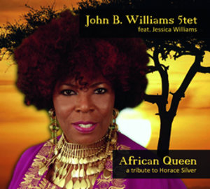 African Queen a tribute to Horace Silver