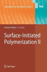 Surface-Initiated Polymerization 2