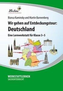 Wir gehen auf Entdeckungstour: Deutschland (PR)