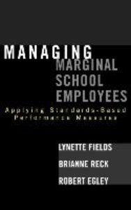 Managing Marginal School Employees