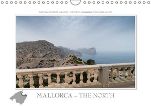 Gerlach, I: Emotional Moments: Mallorca - the North. UK-Vers