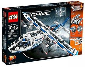 LEGO® Technic 42025 - Frachtflugzeug